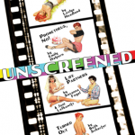 Unscreened 2011 Poster