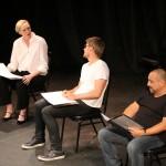 Gwendoline Christie, Nikolaj Coster-Waldau & JB Blanc